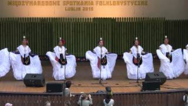 ESTAMPAS de MEXICO, Mexico (1) - XXX International Folklore Meeting Lublin 2015 - 15.07.2015