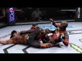 UFC 2 - Lucky fight ( 2 div. vs. 8 div. )