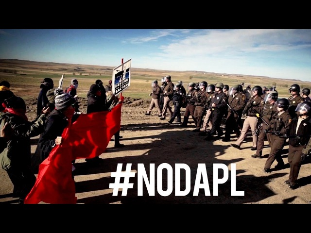 Stand Up Stand N Rock NoDAPL Official Video