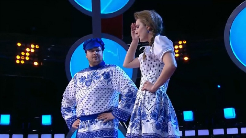Comedy Баттл Без границ Дуэт Этот день 2 тур 29 11 2013