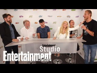 Vikings: Katheryn Winnick, Alexander Ludwig & More Talk Season 5 | SDCC 2017 | Entertainment Weekly