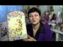 Панно фреска с ангелами своими руками ХоббиМаркет 26 выпуск