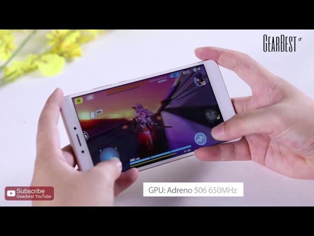 Динамичный обзор Xiaomi Mi Max 2 4G Phablet от gearbest, ссылка по видео