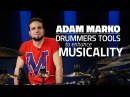 Adam Marko Drummer's Tools To Enhance Musicality FULL DRUM LESSON Drumeo