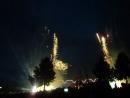 на фесте ILOSAARIROCK AFX 2011 салют
