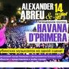 Alexander Abreu & Havana D´Primera в КЕМЕРОВО!