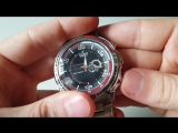 Обзор и настройка CASIO EDIFICE EFA-121D-1AVEF