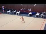 Диана Кащеева мяч