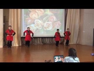 Лезгинка. Дети Tash-Tush dance