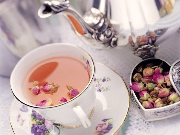 Полезные и вкусные добавки к чаю