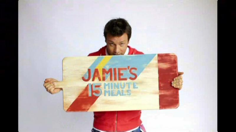 Джейми Оливер. Обед за 15 минут / Jamie's 15 Minute Meals - S01E010