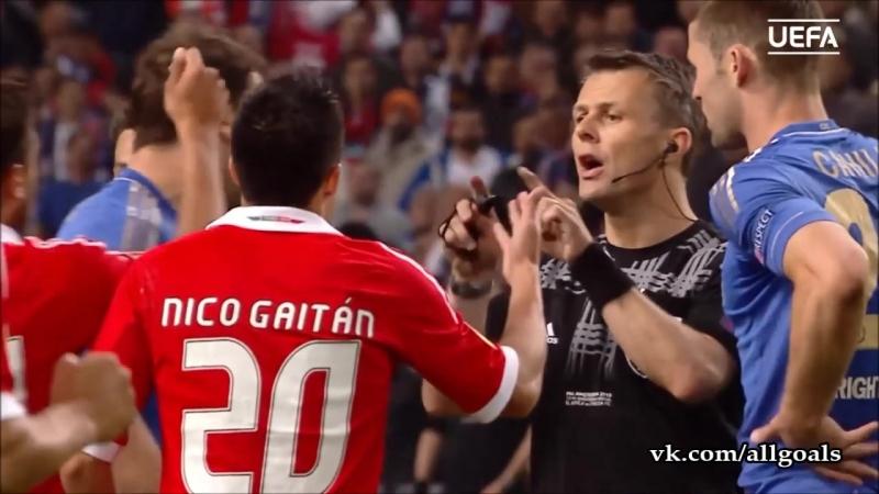 Лига Европы 2012-13 / Финал / Челси - Бенфика