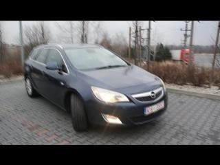 Opel Astra J, 2011 pik, 1.7 дизель