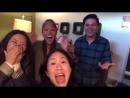 Поздравление Эстель голос Гранат с днём рождения от команды озвучки сериала
