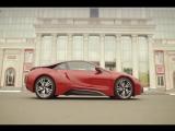 Тест-драйв первого в Одессе BMW i8