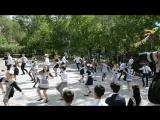 Флешмоб 11 класс 43 Гимназия г.Омск 25.05.17