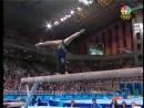 Спортивная гимнастика. Самые сложные элементы на бревне