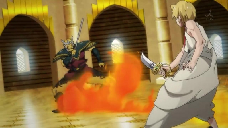 Alibaba takes the power back AMV Magi