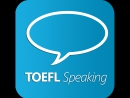 1_TOEFL ibt Speaking / full test with timing