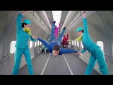 S7 Airlines  OK Go  Upside down  Inside out - #ГравитацияПростоПривычка