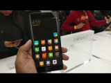 Xiaomi Mi Note 2 First Look with Hands-on