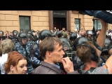 Митинг против коррупции в Москва, Тверская ул, 12.06.2017