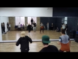 Choreography by Sasha Putilov (N'sync It's tearing up my heart) sel4