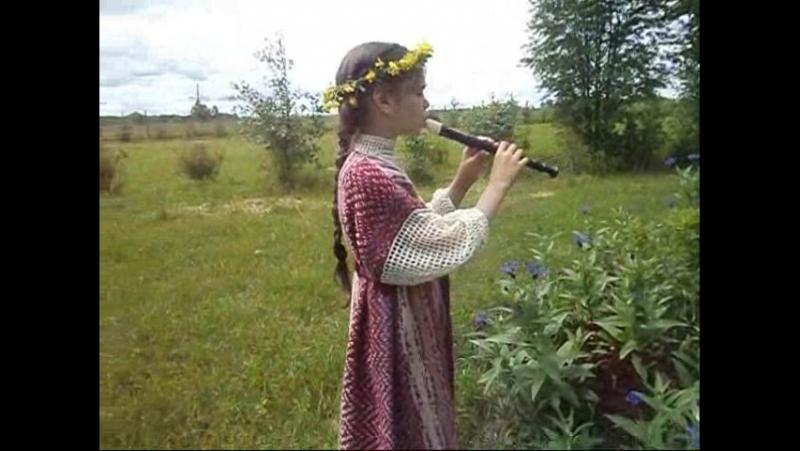 Творческая заявка на фестиваль Этно Мода Псков