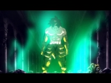 Saint seiya the lost canvas - Echoes the fall - Because of you AMV