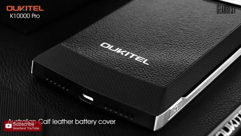 OUKITEL K10000 Pro 4G Phablet