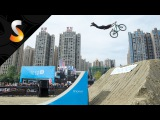 REPLAY Final Mountain Bike Slopestyle Pro - FISE World Chengdu-China 2016