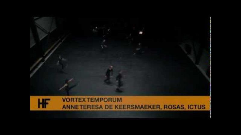 Holland Festival 2014: Vortex Temporum - Anne Teresa De Keersmaeker, Rosas, Ictus