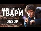 ФАНТАСТИЧЕСКИЕ ТВАРИ - ЛУЧШЕЕ ФЭНТЕЗИ 2016 (обзор фильма)