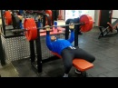Bench press 315lb * 3