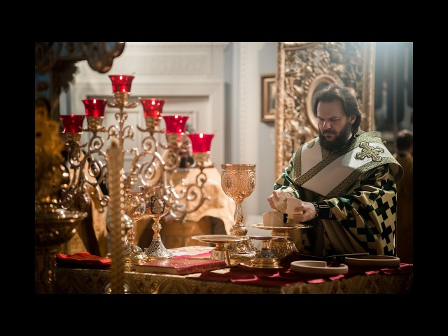 Божественная литургия апостола Иакова 2016 / The Divine Liturgy of St. James the Apostle 2016