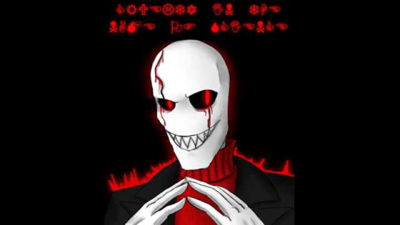 Underfell AU Cruelty in the Name of Science Gaster Theme Remix