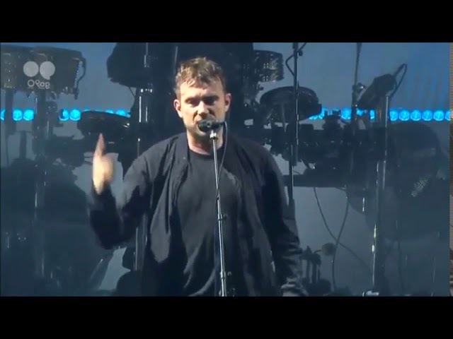Damon Albarn - 2017 random moments
