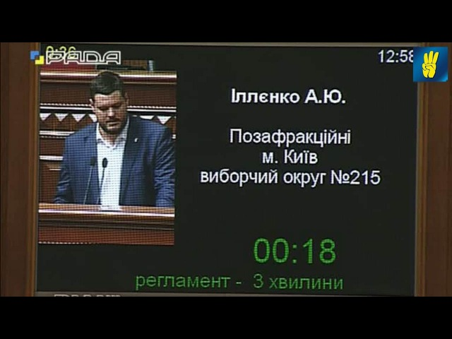 Нинішня Верховна Рада підтвердила свою антиукраїнську суть | Андрій Іллєнко