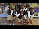 Ron Clark Academy Students Perform Viral Dance Moves