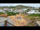 Пляж Кала Тирант Менорка Cala Tirant Menorca
