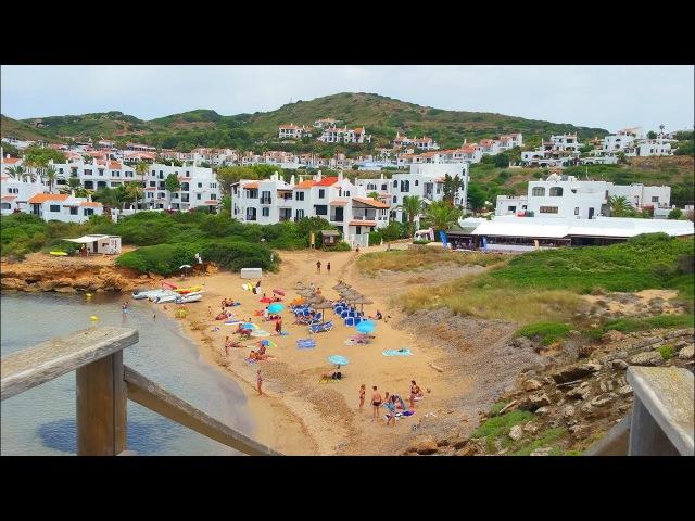 Пляж Кала Тирант, Менорка / Cala Tirant / Menorca