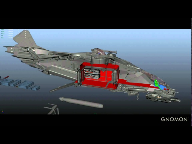 Crafting Star Citizen's 3D Concepts with Gurmukh Bhasin