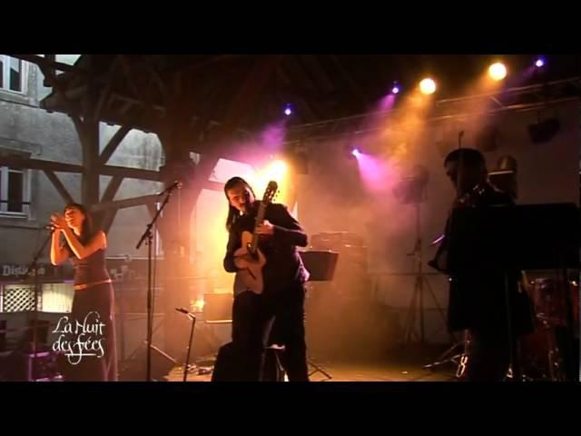Corde Oblique Venti di sale Live in France