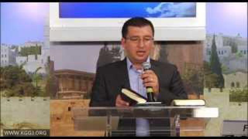 Проповедь Жертвенник Господень, пастор Орен Лев Ари