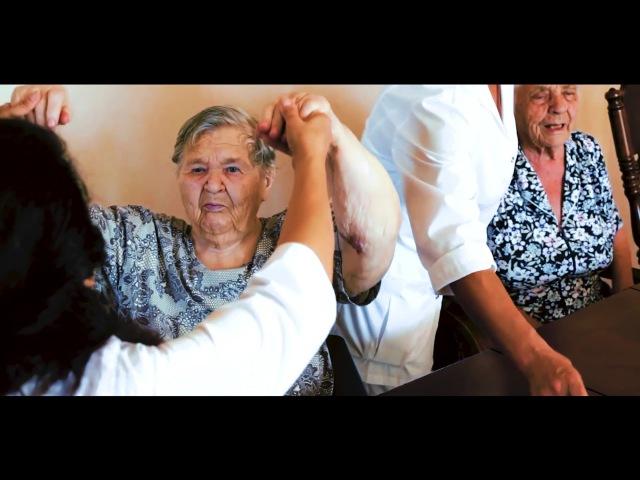 Презентация центра социального обслуживания Близкие люди