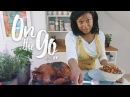 Kendra cooks a Thanksgiving Turkey – On the go with EF 13