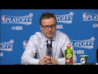 Scott Brooks Postgame Interview Wizards vs Celtics Game 7 May 15 2017 2017 NBA Playoffs