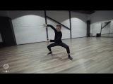 Apparat - Silizium | Danik Rudishin | Choreography by Artem Volosov | THE STAGE SPACE