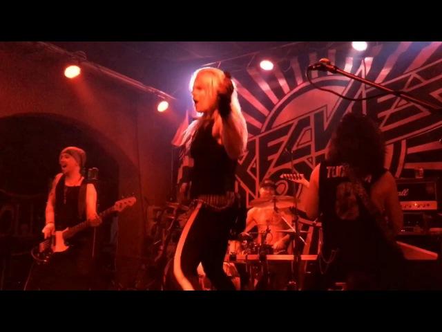 VLOG ❝Discovering Pisa❞ Reckless Love concert live @Borderline Club - The Spirit Of The Sea