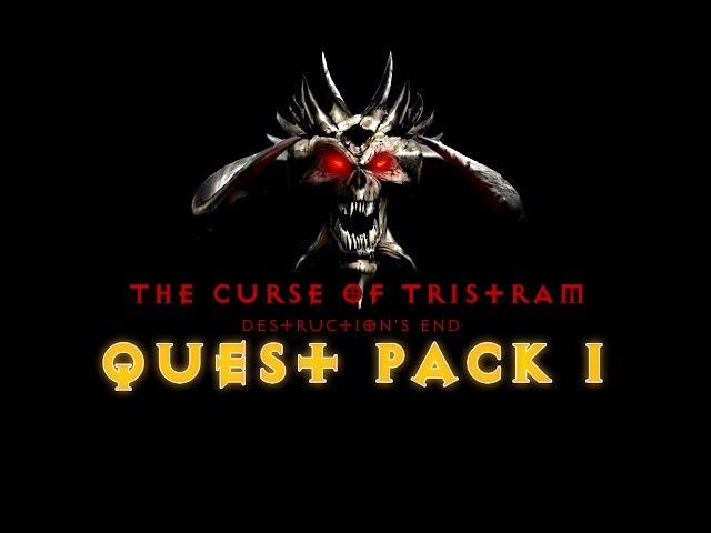 Обзор мода StarCraft 2 Curse of Tristram (Quest Pack 1) Часть 1.